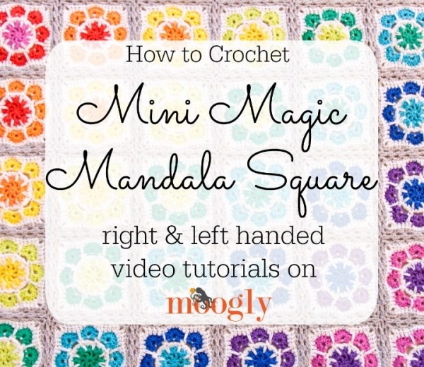 Haak vierkante tutorial