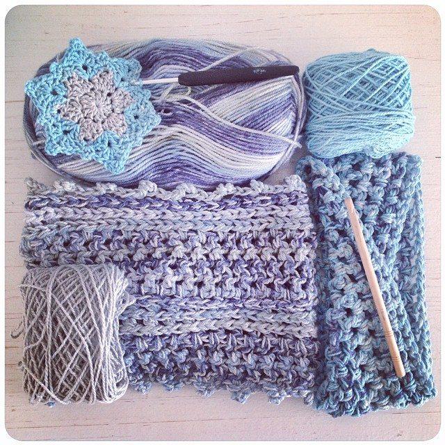 crochetinpaternoster crochet neckwarmers