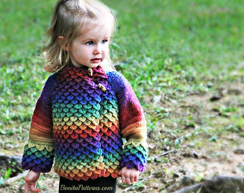 crocodile stitch crochet patterns