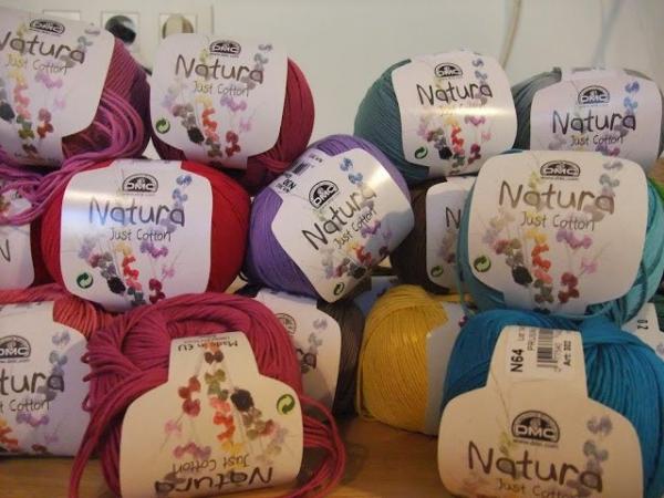 dmc cotton yarn