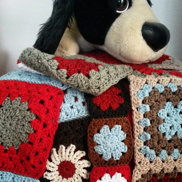elzavan912 crochet blanket for charity