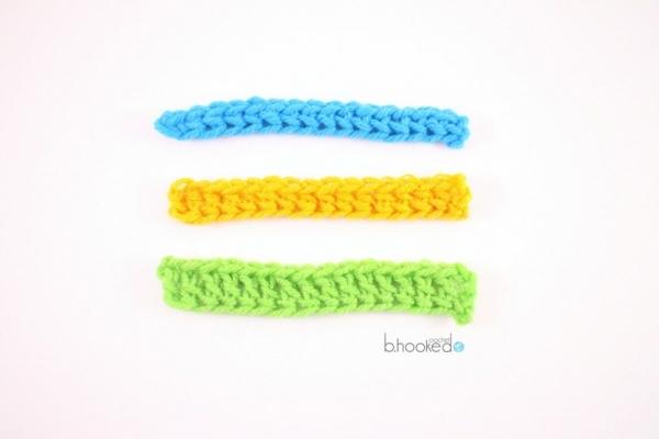 foundation crochet