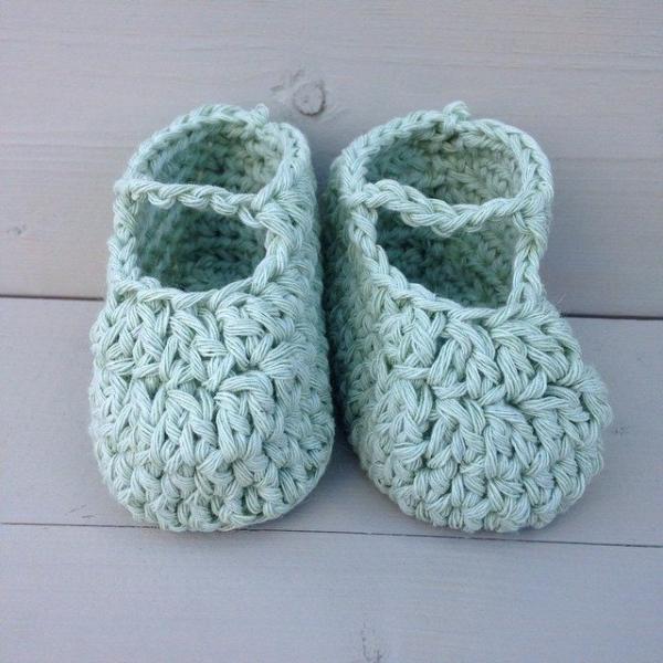 gooseberryfool crochet shoes
