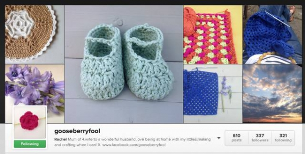 gooseberryfool instagram crochet