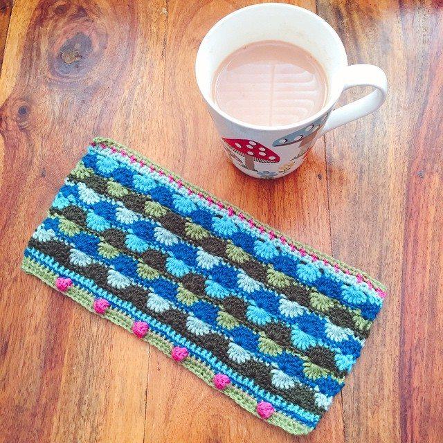 holly_pips crochet stylecraft cal block