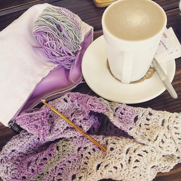 hookybren crocheting