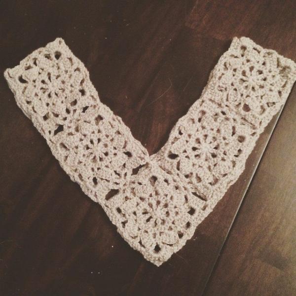 hopeformonsters crochet top