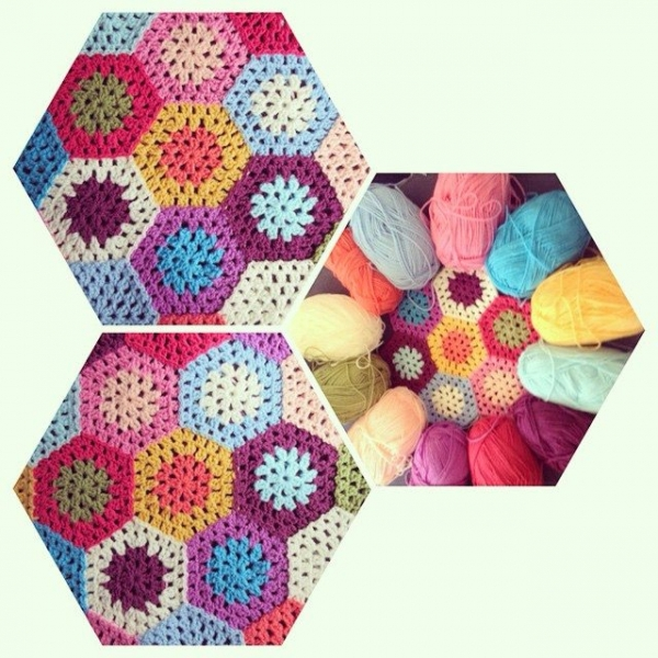 inspiringcrochet crochet blanket