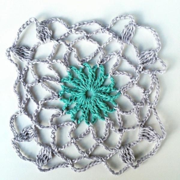 knitpulhook using rawrustic crochet pattern