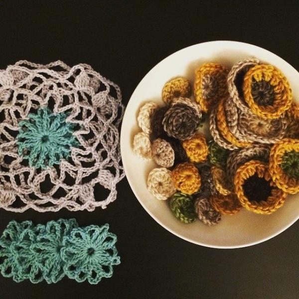 knitpurlhook crochet projects