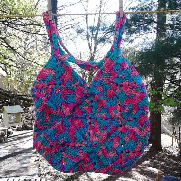 krystlewvscrochet crochet bag