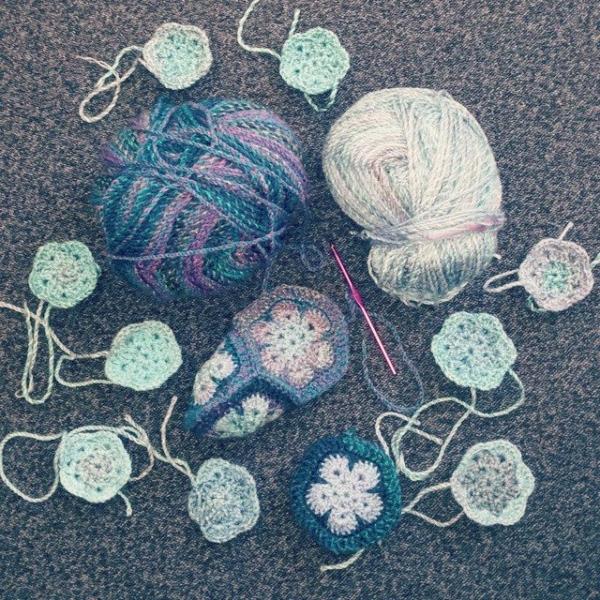 little_v_and_me crochet rhino