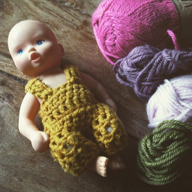 lou.teacrochet crochet baby
