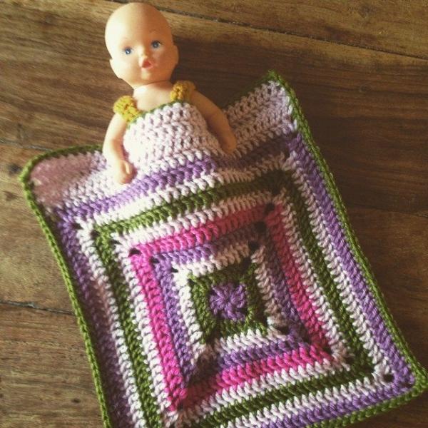 lou.teacrochet crochet blanket