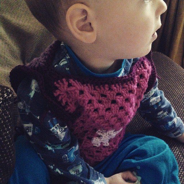 lou.teacrochet crochet jumper