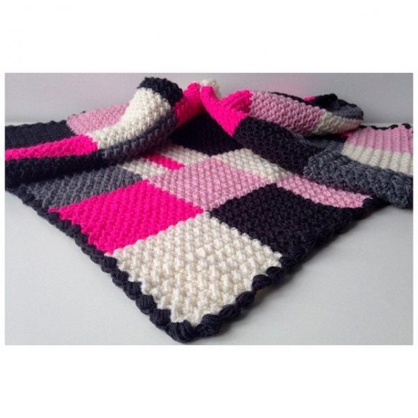 marretjeroos crochet blanket