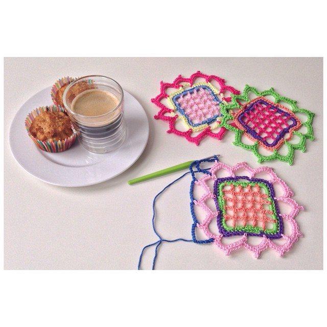 marretjeroos crochet lace