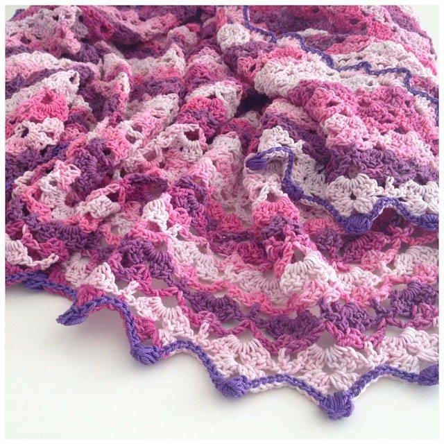marretjeroos crochet shawl