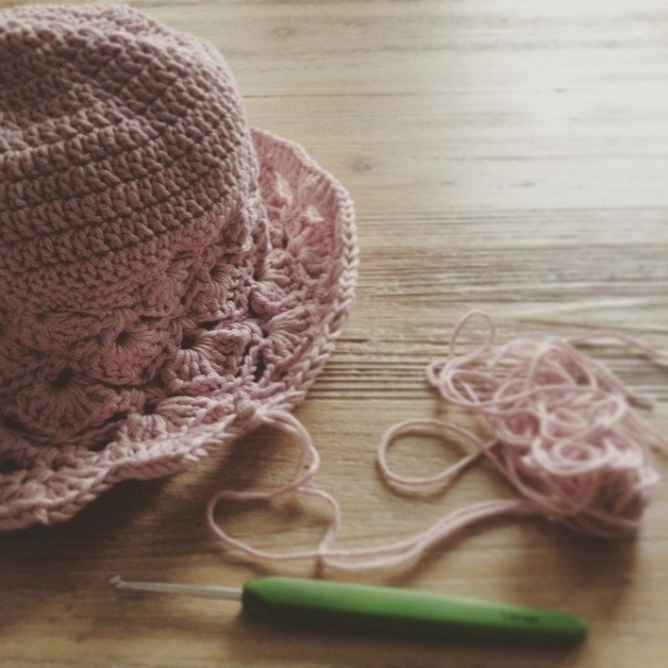 mimamami_ crochet hat