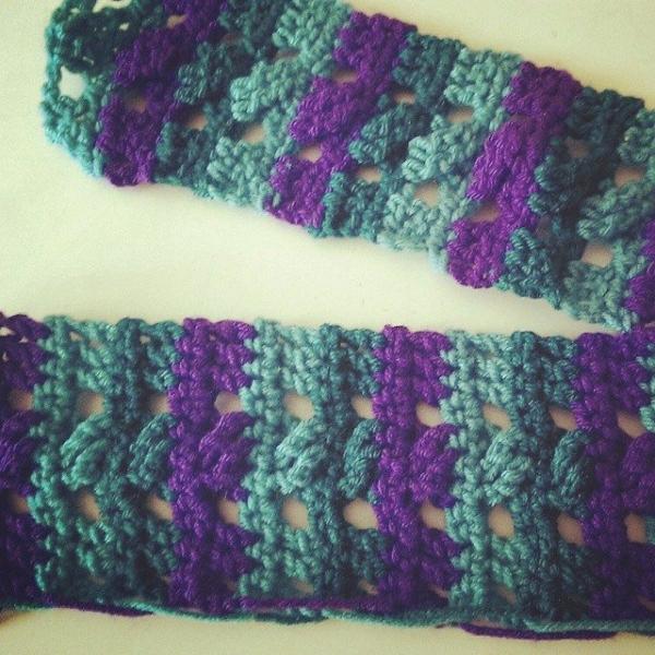 mlissabethgr crochet afghan