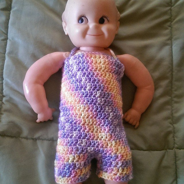 mlissabethgr crochet baby romper poshpatterns