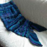 nelnanandnora crochet mermaid cocoon