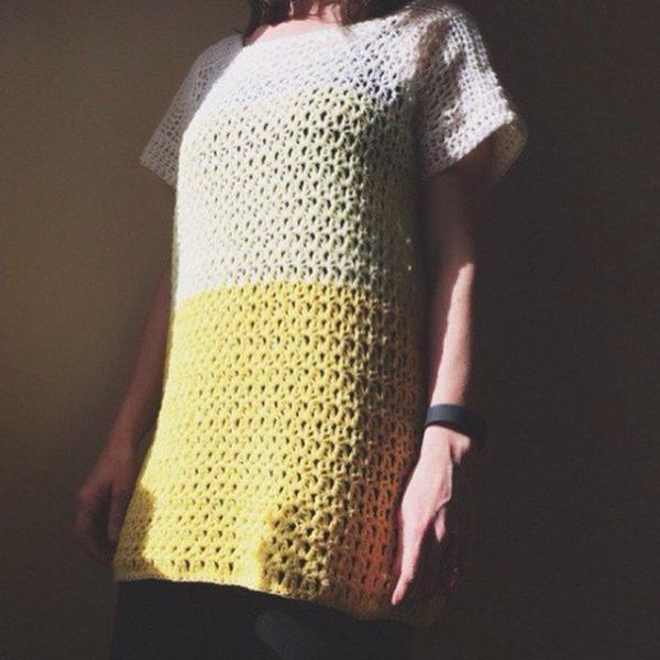 patternpiper crochet shirt