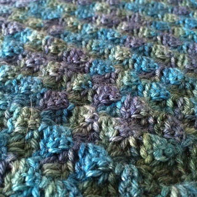 stelcrochet c2c blanket