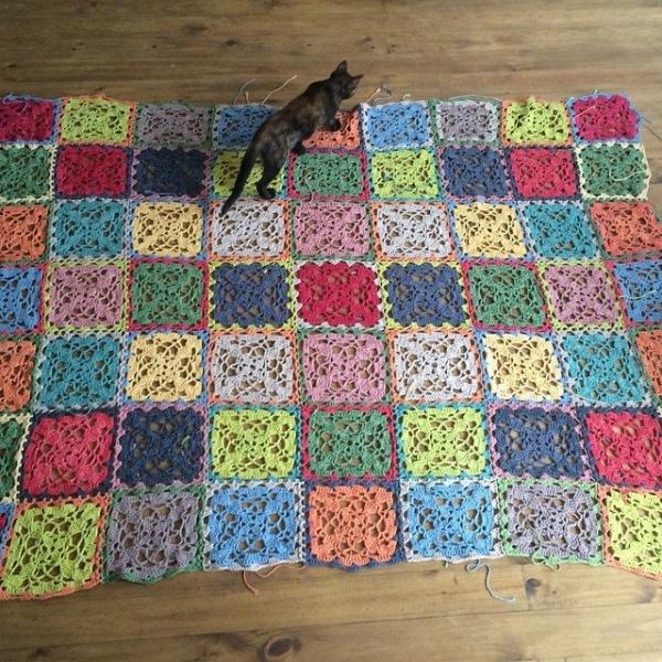 stelcrochet crochet kitty
