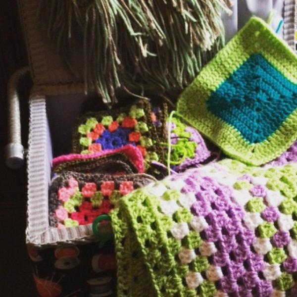 suzanne2017 crochet granny