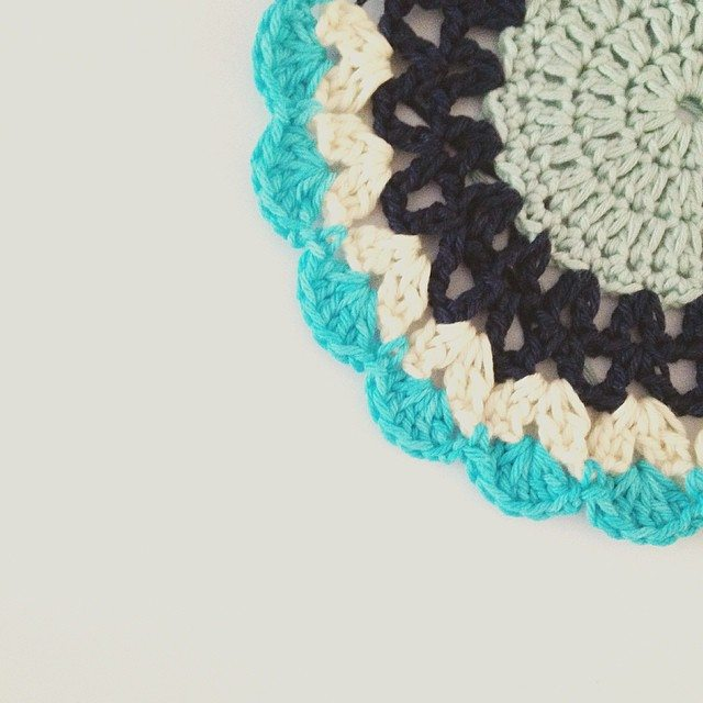 sweet_sharna crochet mandala