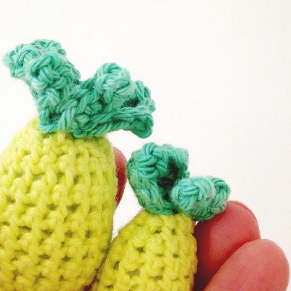 sweet_sharna crochet pineapple