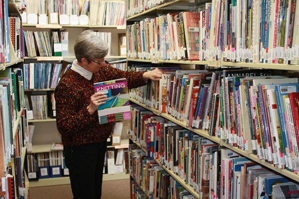 textile center library