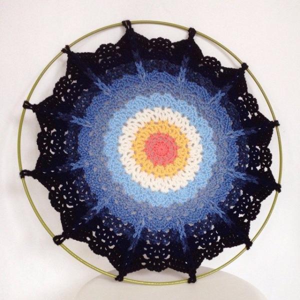 tintocktap crochet rainbow