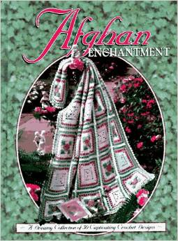 afghan enchantment crochet book