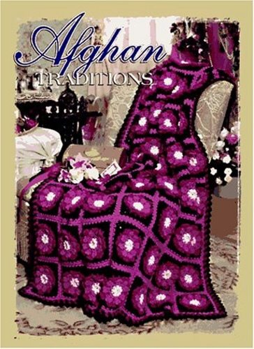 afghan traditions crochet book