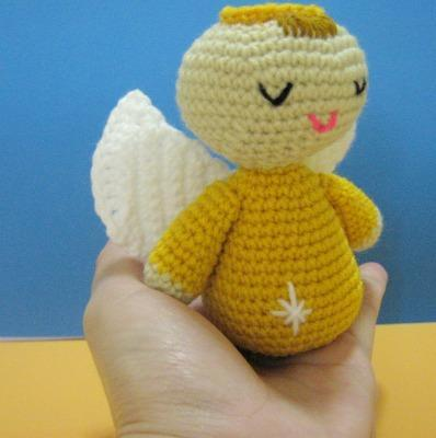20 Crochet Patterns Inspired by Angels