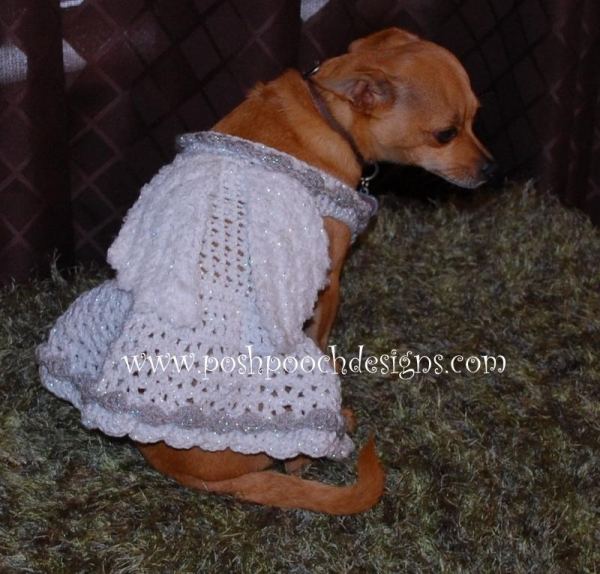 crochet angel dog pattern