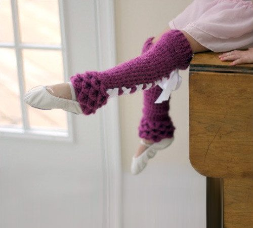 crocodile stitch crochet legwarmers pattern