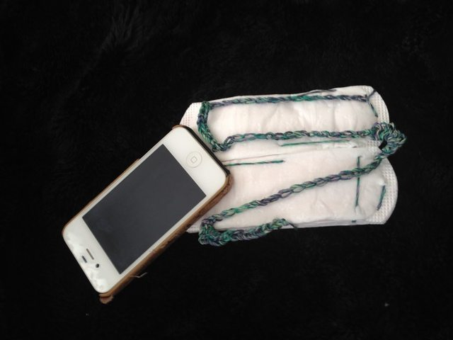 iphone cozy crochet