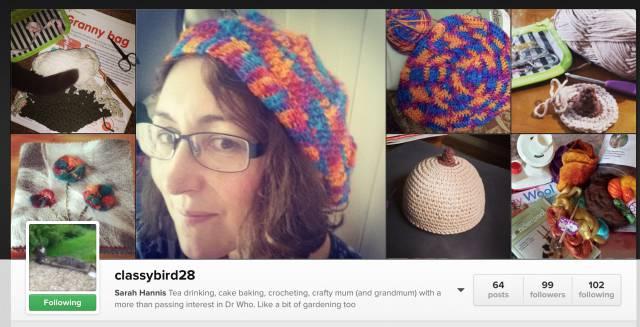 instagram crochet classybird28