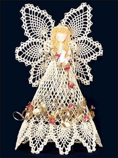 Crochet Patterns Free Angel : 20 Au crochet, motifs inspires par les anges