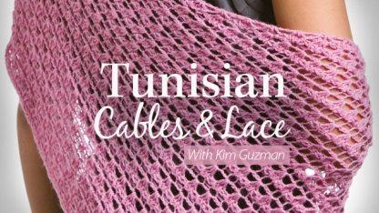 tunisian cables class
