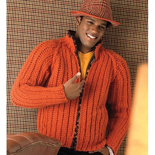 852718a4d7db 10 Crochet Sweater Patterns for Men – Crochet Patterns
