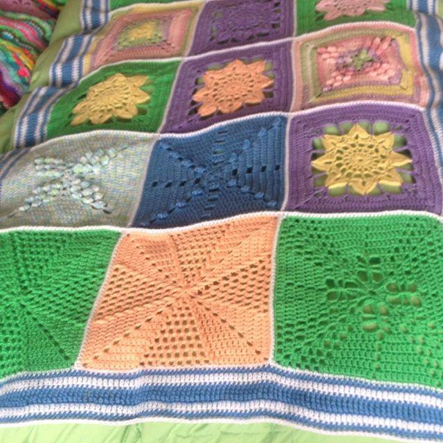 ahappycrocheter crochet sheepjescal 2014