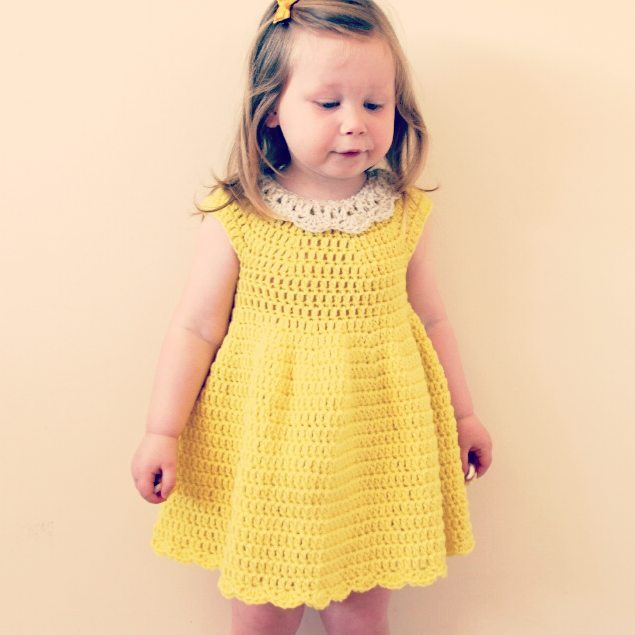all_about_clare crochet dress