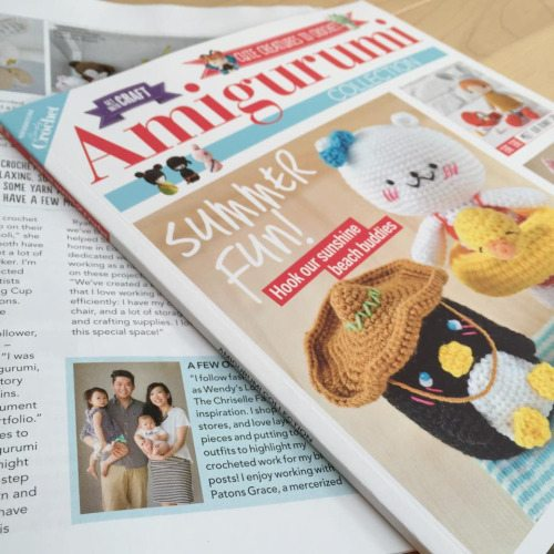 Amigurumi Crochet Magazine : 20+ New Crochet Books and Magazines (2015)