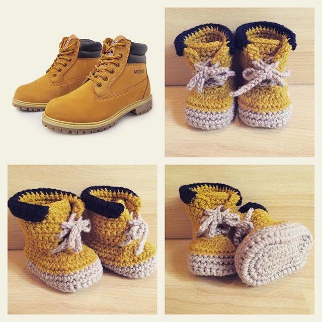 carefulcatherine crochet shoes
