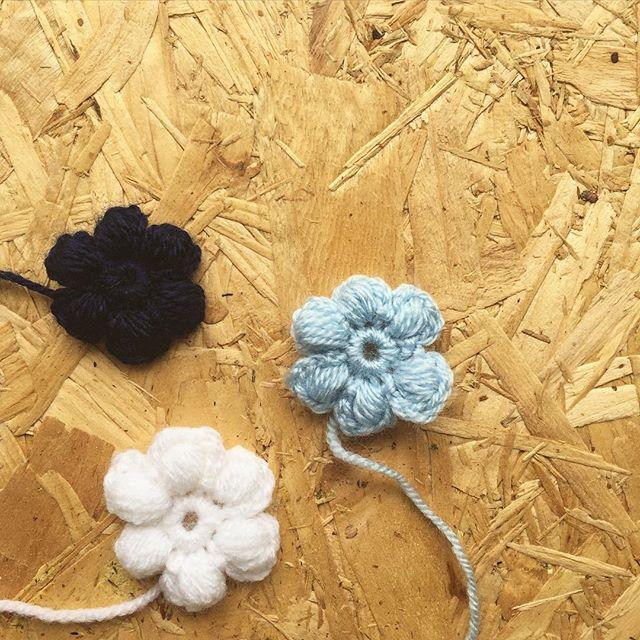 cozamundo crochet flowers