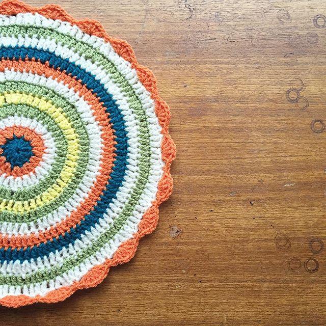 cozamundo crochet mandala